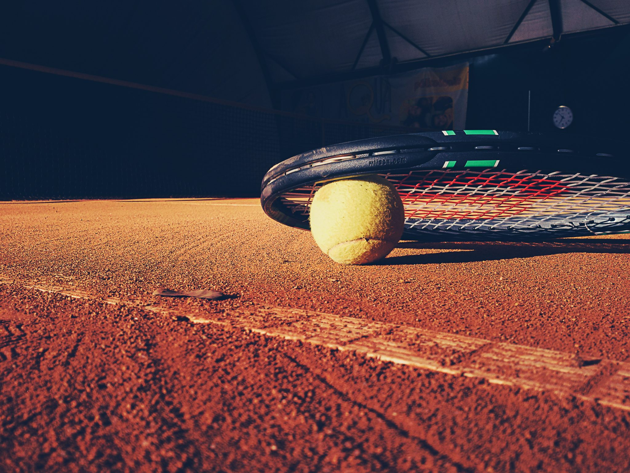 Vermietung von Tennisplätzen