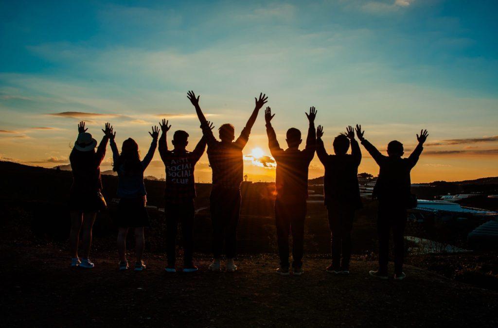 Sonne, Zeltlager, Abend, Kinder, Tipps, Checkliste, Freizeit, Freiheit, Wolken