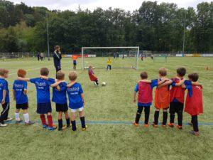 Konzept der ProKick Fußballschule