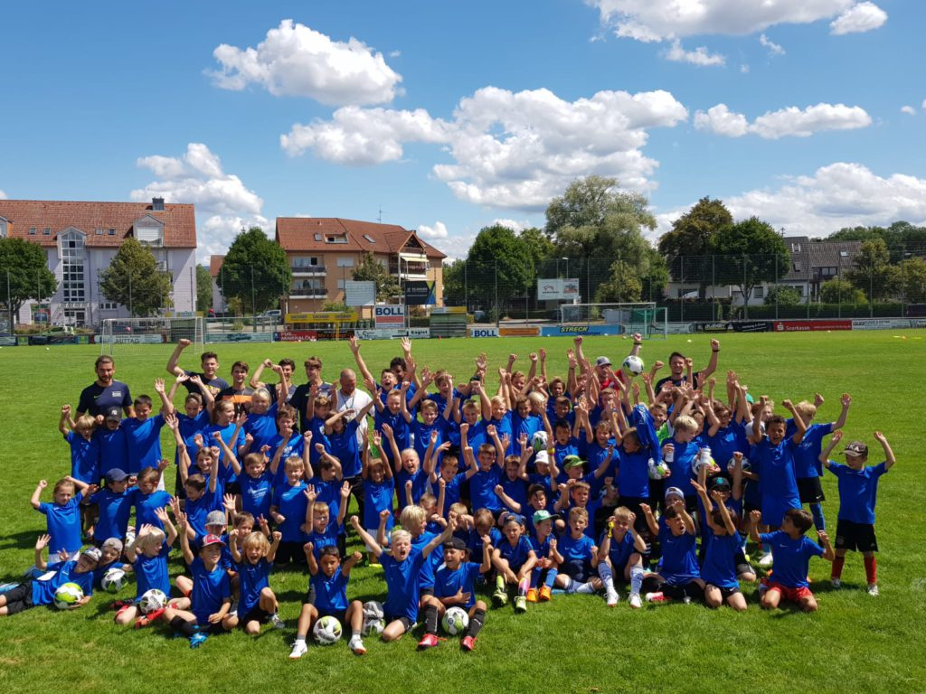 Feriencamps in der ProKick-Fußballschule