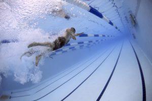 Die Schwimmabteilung des SV Kirchzarten und der Einsatz von Yolawo