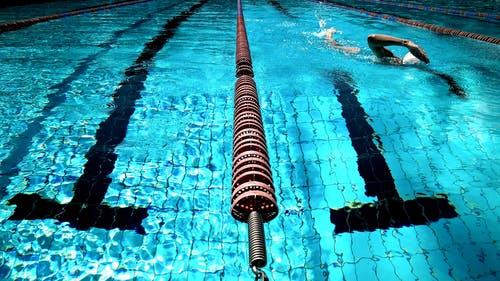 Die Schwimmabteilung des SV Kirchzarten und der Einsatz des Yolawo-Systems