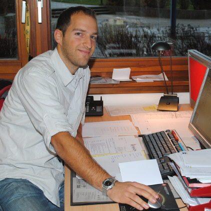 Yolawo unterstützt den SV Kirchzarten in der Verwaltung und Organisation