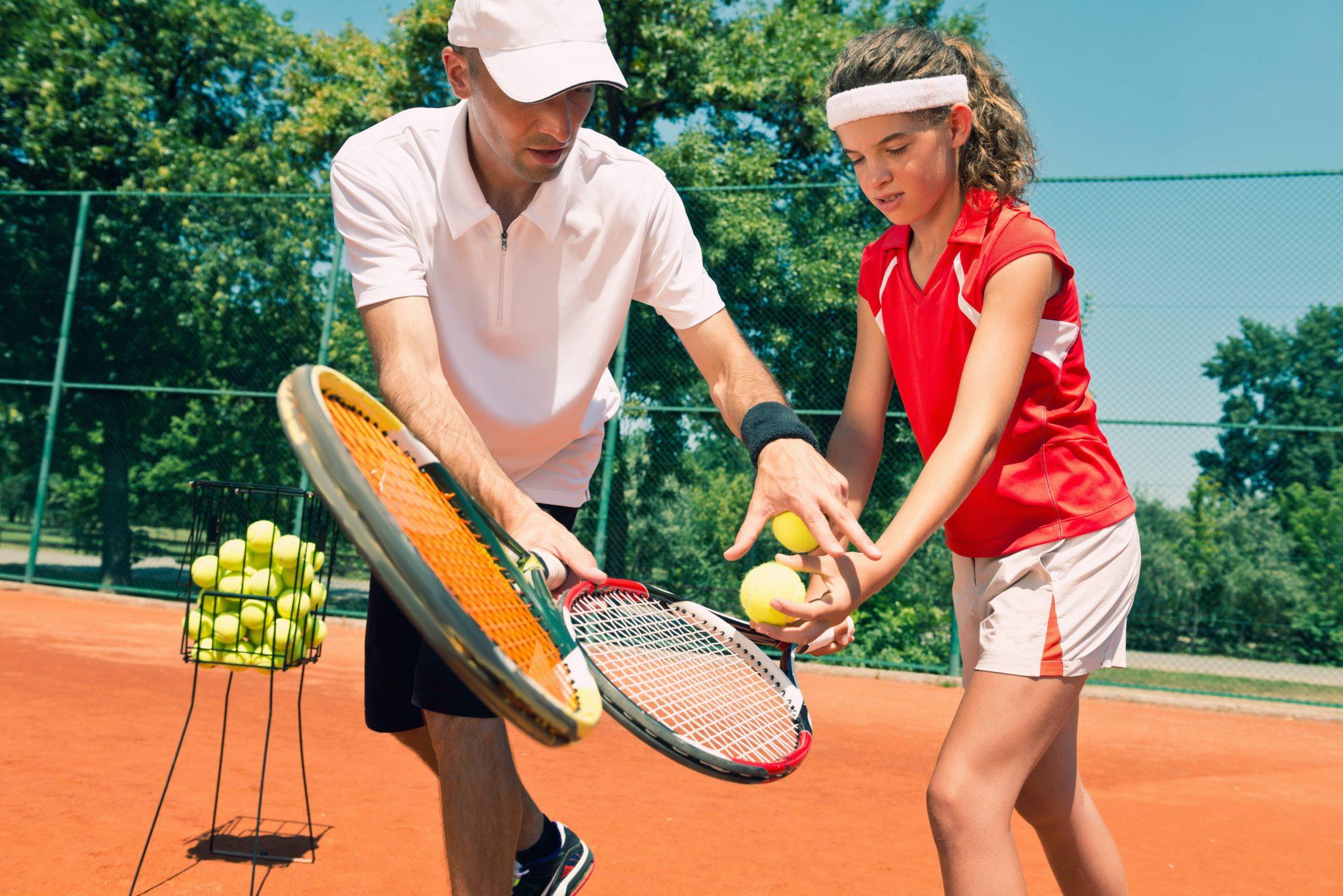 Tennistraining online verwalten mit Yolawo