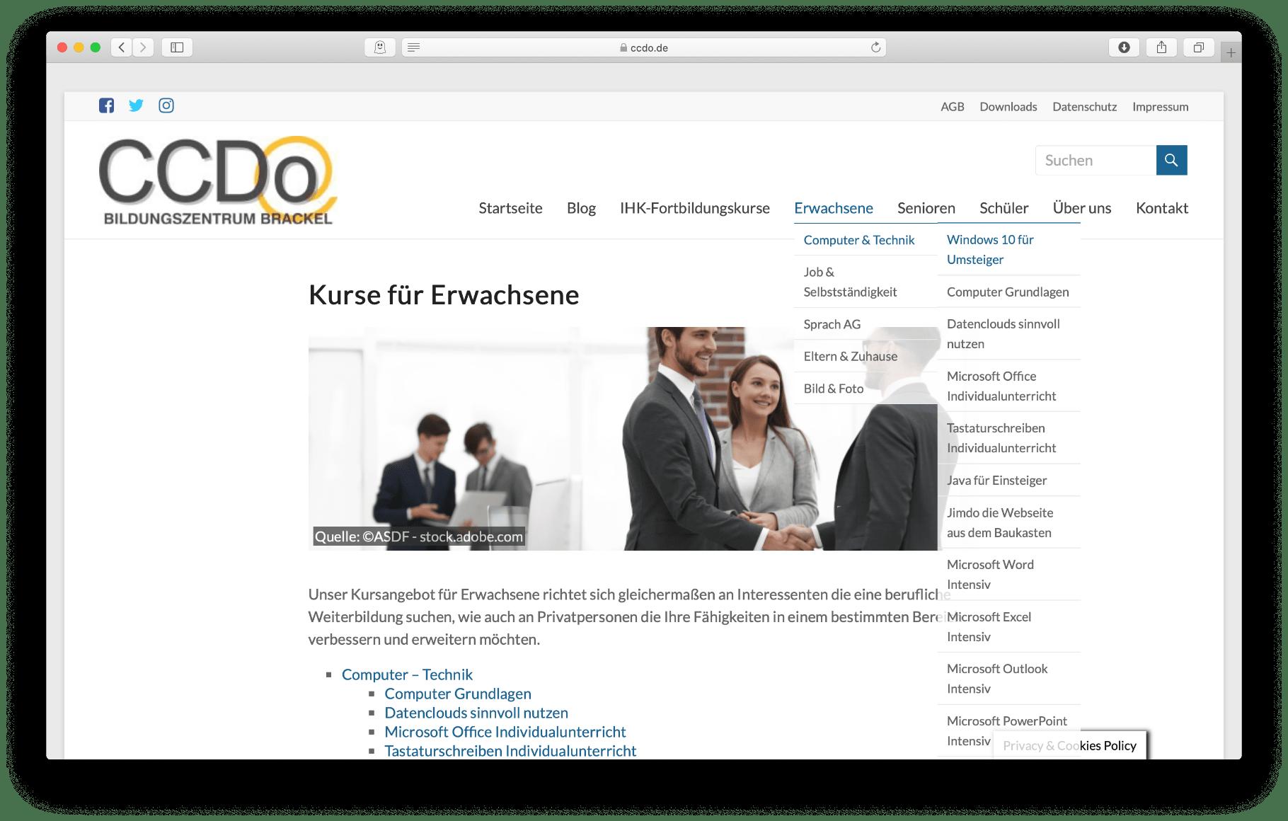 CCDo - Homepage