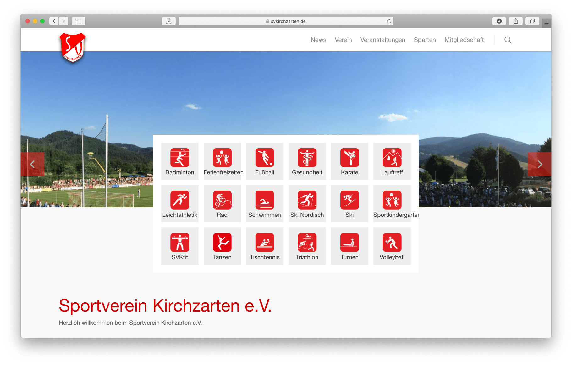 SVK - Homepage