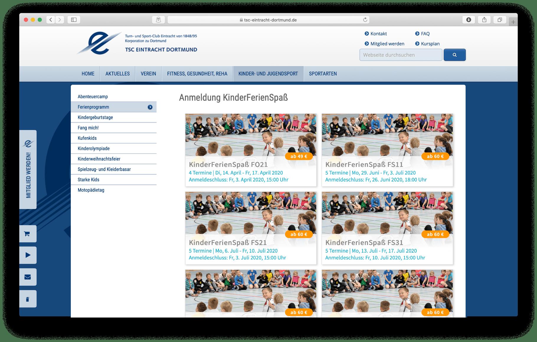 TSC - Homepage