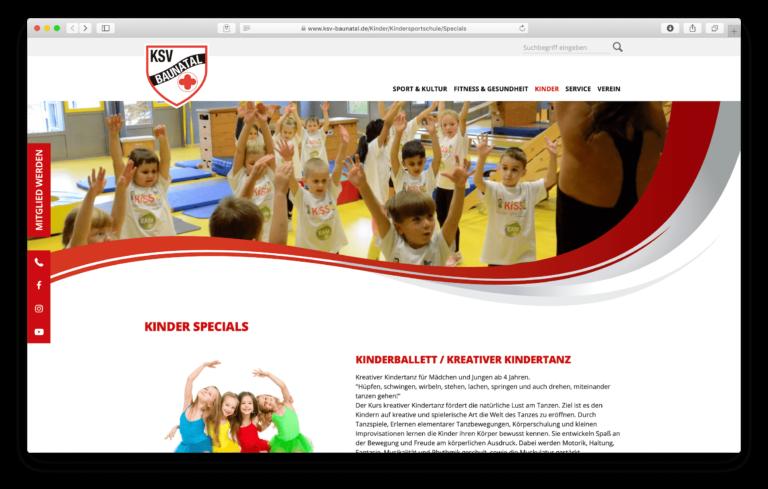ksv-baunatal-website