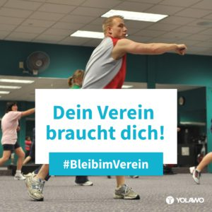 #BleibimVerein - Fitness