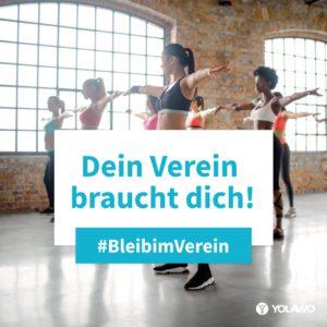 #BleibimVerein - Fitnesgruppe