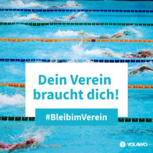 #BleibimVerein - Schwimmen