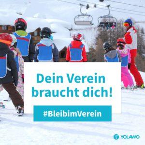 #BleibimVerein - Ski