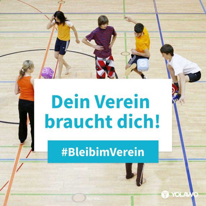 #BleibimVerein - Turnen